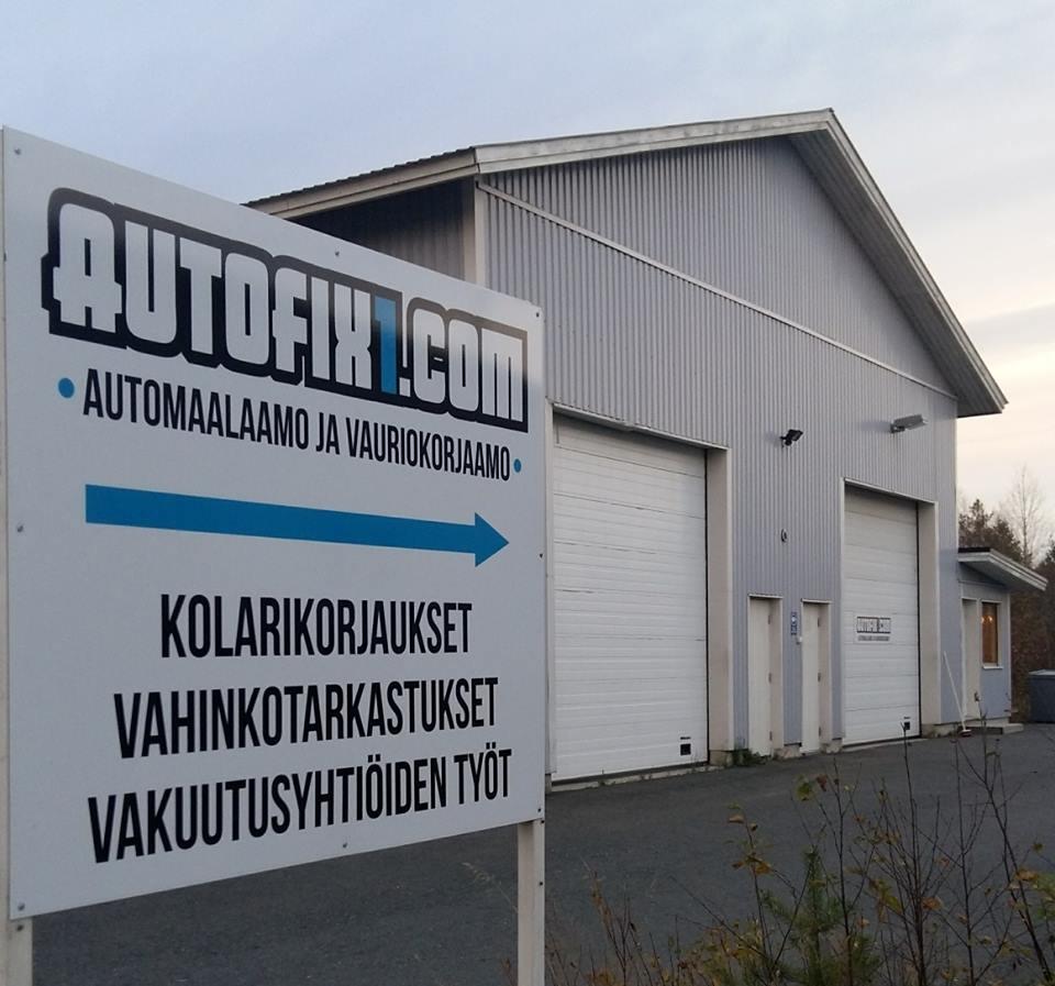 Automaalaamo Oulu